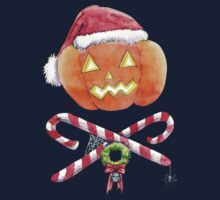 Pumpkin Santa Kids Clothes
