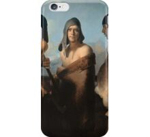 The Water Protectors iPhone Case/Skin