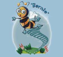 Bernie Bumble Bee One Piece - Short Sleeve