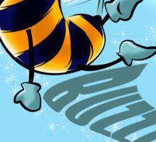 Bernie Bumble Bee Sticker