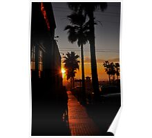 Dont let the sun go down on me Poster