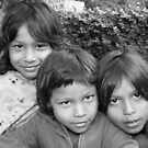 Faces of Nepal by rochelle