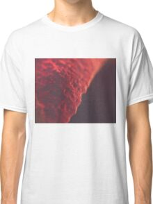 Defocused Red Classic T-Shirt