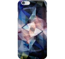 Textured Triangle Abstract iPhone Case/Skin