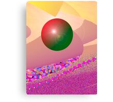 miracle planet Canvas Print