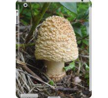Marshmallow Mushroom iPad Case/Skin