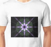 Plaid Mandala  Unisex T-Shirt