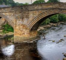 County Bridge Sticker