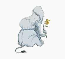 Friendly Elephant Unisex T-Shirt