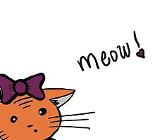 meow by Clarsen692