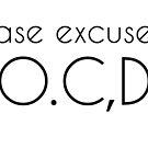 I Have OCd by AledIR