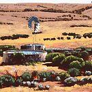 the water tank by Michael Jones