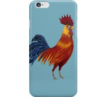Rooster-3 iPhone Case/Skin
