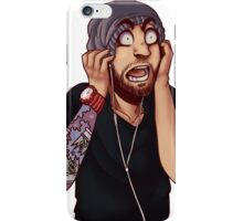 2Spooked iPhone Case/Skin
