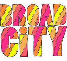 Broad City Photographic Print