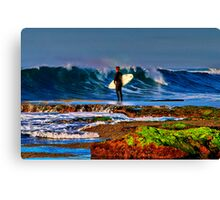 """Waiting For Takeoff"" Canvas Print"