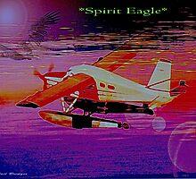 Spirit Eagle ll by Gail Bridger
