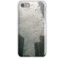 Raining Dallas Sunroof iPhone Case/Skin