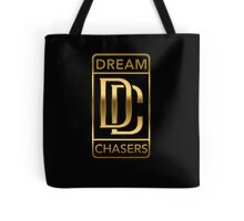 Dream Chasers Gold Tote Bag
