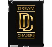 Dream Chasers Gold iPad Case/Skin