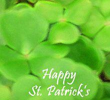 Happy St Patricks Day by Michelle BarlondSmith