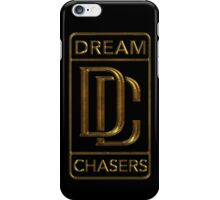 Dream Chasers Old Gold iPhone Case/Skin