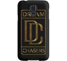 Dream Chasers Old Gold Samsung Galaxy Case/Skin