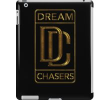 Dream Chasers Old Gold iPad Case/Skin