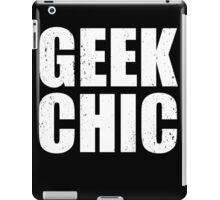 Geek Chic - Lite iPad Case/Skin