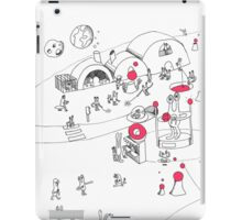 Bubble world iPad Case/Skin