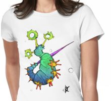 Antics04 Womens Fitted T-Shirt
