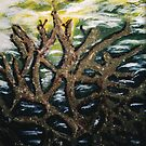 Ominous seaweed by Initially NO