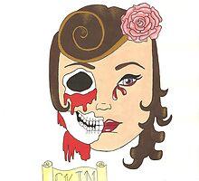 Beauty is Only Skin Deep by dani-lafez