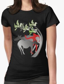 Rural Asia Womens Fitted T-Shirt
