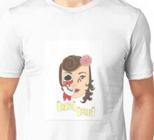 Beauty is Only Skin Deep Unisex T-Shirt