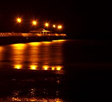 Shorncliffe Pier by J Harland