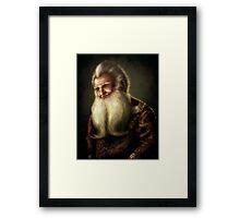 Balin - Son of Fundin Framed Print