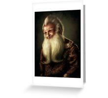 Balin - Son of Fundin Greeting Card