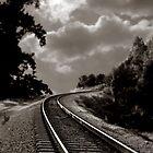 Railway by Chant3