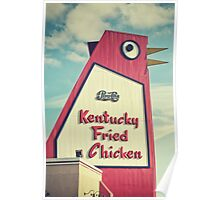 The Big Chicken Poster