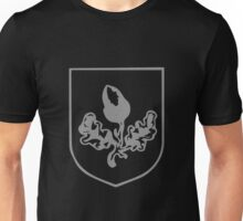 A Complete Guide to Heraldry - Figure 496 — Acorn slipped and leaved Unisex T-Shirt