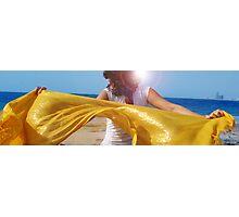 Summer Breeze Photographic Print