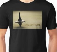 Inception Spining Top Unisex T-Shirt