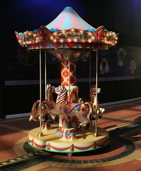 Carousel by Anthony Thomas