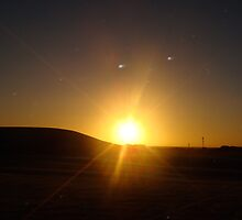 Day 2 Lancelin Sunset by Aysha87