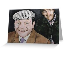 """Cushty"" by Okse Greeting Card"