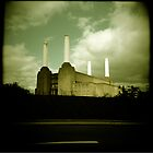 Battersea Power Station by dunxs