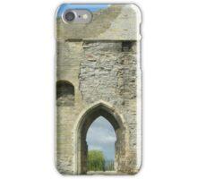 Newark Castle Ruin - Nottinghamshire iPhone Case/Skin