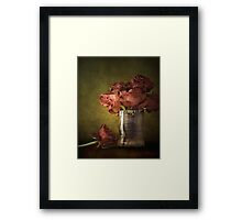 Family Gifts Framed Print