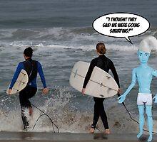 Smurfing! by loveplasticpam